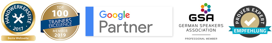 Auszeichnungen und Partner